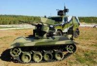 """Робот """"Нерехта"""" сможет бороться с танками"""