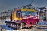 Вездеходы ЧЕТРА ТМ140 займутся обслуживанием нефтепроводов