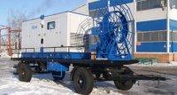 Дизель-генератор ПСМ в передвижном исполнении поставлены в Чувашию