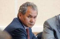 Сергей Шойгу прибыл в Новосибирск для проверки выполнения ГОЗа