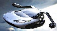 """""""Летающий автомобиль"""" вызвал интерес у разработчиков"""