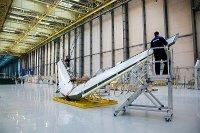 """""""Авиастар-СП"""" завершило производство агрегатов хвостового оперения для третьего самолета МС-21"""
