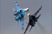 «Русские витязи» полностью перешли на истребители Су-30СМ