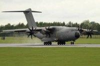 Малайзия получила последний самолет ВТА A-400M Atlas