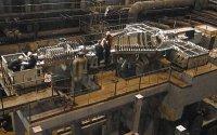Турбину ПТ-60 производства УТЗ устанавливают на НЛМК