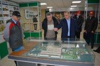 Производственную площадку «АЭМ-технологии» посетил врио главы Карелии