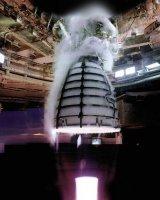 В США проведено огневое испытание двигателя RS-25