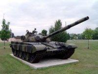 Новая модификация Т-72 проходит испытания в Нижнем Тагиле
