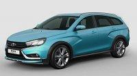 "Lada Vesta SW встанет на конвейер ""ИжАвто"" в июне"