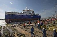 Damen спустила на воду свое первое судно типа SOV (видео)