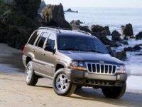 В России отзывают более 6 тысяч автомобилей марки Jeep Grand Cherokee