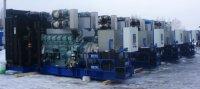 Шесть дизельных электростанций ПСМ отправлены на Камчатку