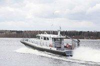 """Головной катер проекта 17-MJ тип """"Муром"""" прошел модернизацию на """"Озерной Верфи"""""""