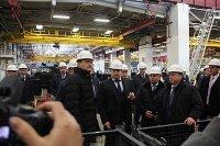 Министр сельского хозяйства России посетил Ростсельмаш