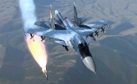 Новые типы АСП тестируют на Су-34