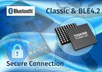 Toshiba усовершенствовала технологию двухрежимных ИС Bluetooth Classic и Bluetooth Low Energy