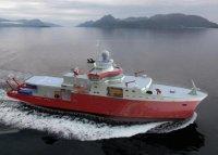 Океанографическое судно Carrasco вошло в состав ВМС Перу