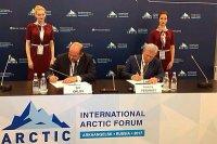 Космические технологии ускорят развитие российской Арктики