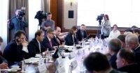 Денис Мантуров провел встречу с представителями американского бизнеса