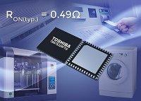 Toshiba приступила к серийному производству нового контроллера