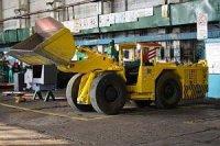 РМЗ ППГХО усовершенствовал погрузочно-доставочную машину ПД-2ЭМ