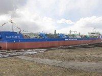 Окская судоверфь спустила на воду четырнадцатый танкер проекта RST27