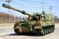 Индия приобретет 155-мм самоходных гаубиц K-9 Thunder