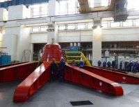 «Силовые машины» модернизировали очередной гидроагрегат Волжской ГЭС