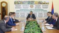 В Армении создается сеть машинно-тракторных станций на основе модельного ряда российской техники