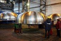 ЭМСС завершила изготовление оборудования для Индийской АЭС