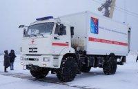 На Дальнем Востоке прошли испытания скорой медицинской помощи на шасси КамАЗ-43502