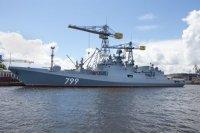 СКР «Адмирал Макаров» продолжает госиспытания