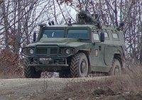 """Модернизированные """"Тигры"""" поступят в Тамбовскую область"""