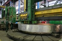 """""""Атомэнергомаш"""" приступил к мехобработке элементов тепловой защиты самого крупного исследовательского реактора в мире"""