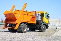 АвтоКрАЗ представляет новый портальный мусоровоз