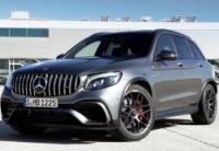Кроссовер Mercedes-Benz GLC получил двигатель V8