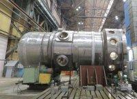 В Атомэнергомаше собрали корпус второго реактора для первого серийного ледокола «Сибирь»