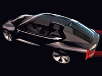 Koenigsegg и Qoros сообразили на двоих карбоновый автомобиль
