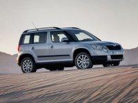 В Volkswagen строят планы по экспорту Skoda Yeti из России
