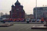 Современную спасательную технику передаст в Тульский регион глава МЧС РФ