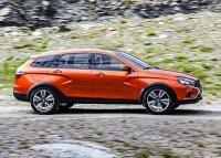 Lada Vesta SW и Cross будут оснащены новыми опциями