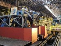 Северсталь» направила 180 млн рублей на обновление оборудования в цехе травления металла ЧерМК