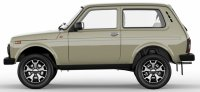 Началась сборка юбилейной версии Lada 4х4