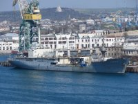 «Севморзавод» модернизирует спасательное судно «Саяны» Черноморского флота