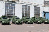 Кременчугский автозавод отправил заказчику партию бронеавтомобилей КрАЗ-Кугуар
