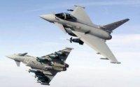 Итальянские военные получили 500-й истребитель Typhoon