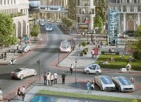 Bosch и Daimler совместно работают над системой управления беспилотным автомобилем