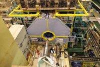 На коллайдер SuperKEKB установлен детектор Belle II