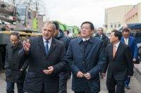 Китайцы построят под Минском завод по созданию оборудования для спецтехники