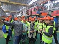 Ярославский ЭРЗ посетили школьники России и Казахстана